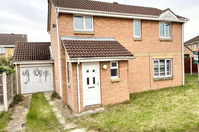 Thumbnail Detached house for sale in Thorpehall Road, Edenthorpe, Doncaster