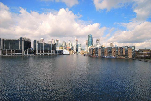 Dockside View of Whiteadder Way, London E14