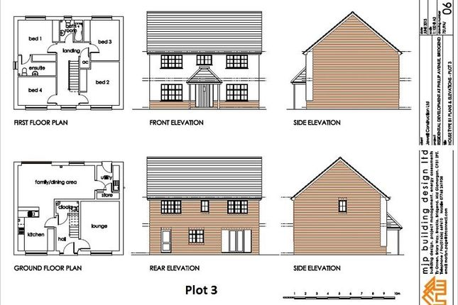 Thumbnail Detached house for sale in Leckwith Drive, Cefn Glas, Bridgend.
