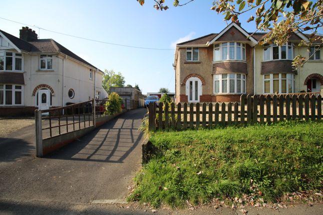 Thumbnail Semi-detached house for sale in Bristol Road, Chippenham