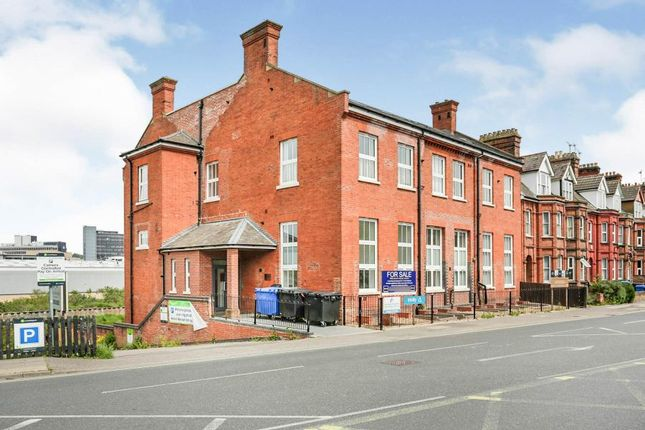 Thumbnail Flat for sale in 25 Burrell Road, Ipswich, Suffolk