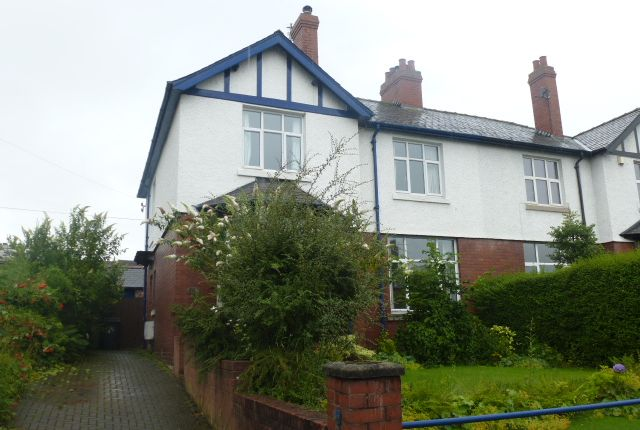 Thumbnail Semi-detached house to rent in Etterby Street, Carlisle