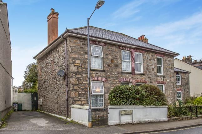 Thumbnail Semi-detached house for sale in Camborne, Cornwall, Uk