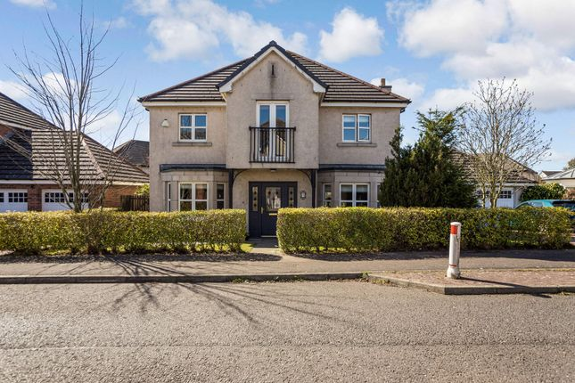 5 bed detached house for sale in 8 Caithness Drive, Dunfermline KY11