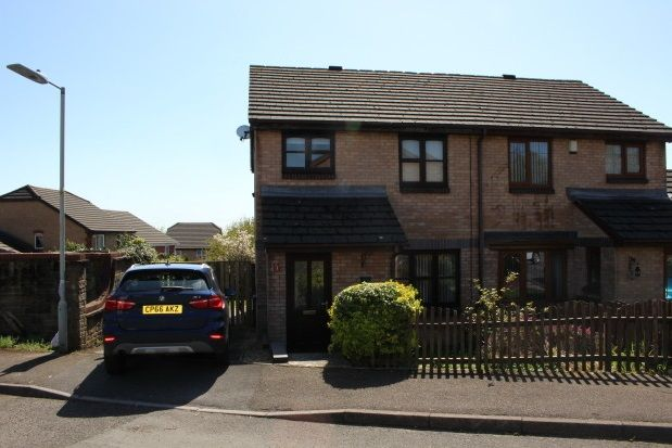 Thumbnail Property to rent in Clos Ebol, Cwmrhydyceirw, Swansea