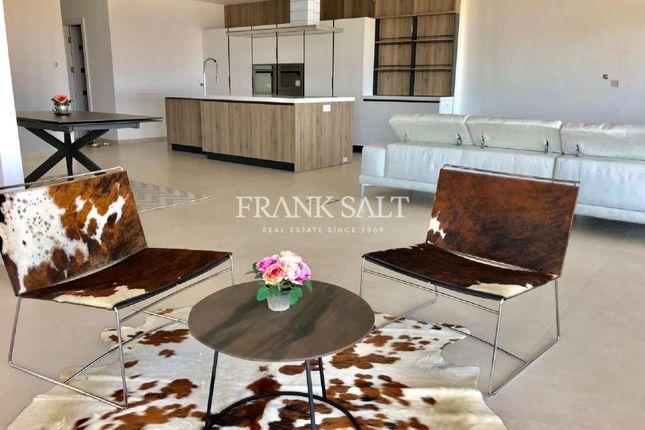 Thumbnail Apartment for sale in Furnished Apartment Gzira, Gzira, Malta