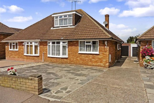 Thumbnail Bungalow for sale in Alderwood Drive, Abridge, Essex
