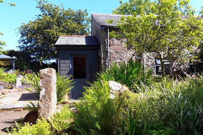 Thumbnail End terrace house for sale in Lamorna, Penzance, Cornwall