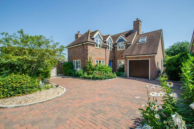 Thumbnail Detached house for sale in Little Lane, Pirton, Hitchin, Hertfordshire