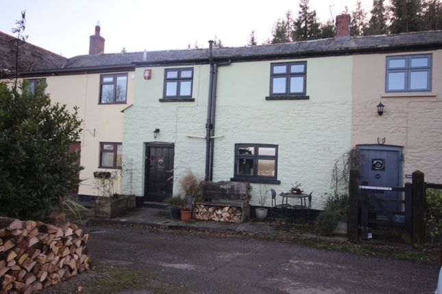 Thumbnail Cottage for sale in The Challices, Eggesford, Chulmleigh