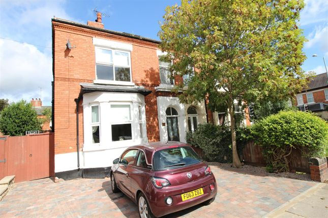 Thumbnail Semi-detached house for sale in Dovecote Lane, Beeston, Nottingham