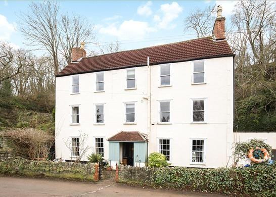 Thumbnail Detached house for sale in Hanham Mills, Bristol