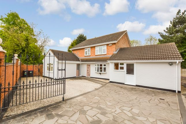 Thumbnail Detached house for sale in Browns Lane, Dordon, Tamworth