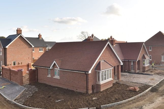 Thumbnail Semi-detached bungalow for sale in Burndell Road, Yapton