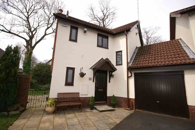 Thumbnail Link-detached house to rent in Glentrool Mews, Bolton