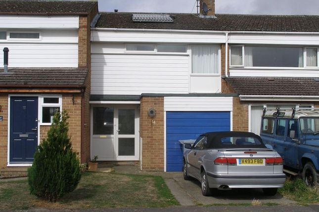 Thumbnail Terraced house to rent in Falstaff Close, Eynsham, Witney
