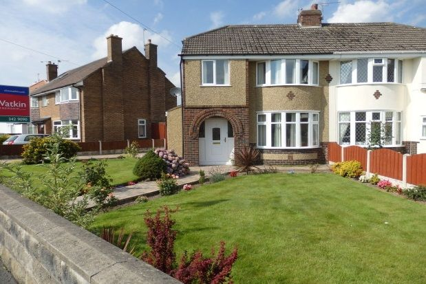 Thumbnail Semi-detached house to rent in Ridgewood Drive, Heswall, Wirral