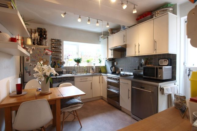Thumbnail Flat to rent in Courcy Road, Turnpike Lane