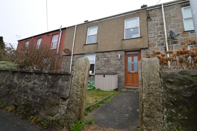 Thumbnail Terraced house for sale in Fore Street, Beacon, Camborne, Cornwall