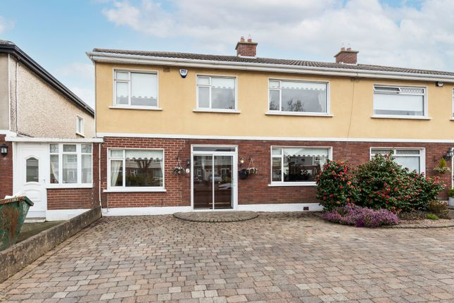 Thumbnail Semi-detached house for sale in 29 Carrickhill Rise, Portmarnock, Co. Dublin, Fingal, Leinster, Ireland