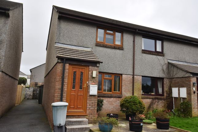 Thumbnail End terrace house for sale in Treloweth Way, Pool