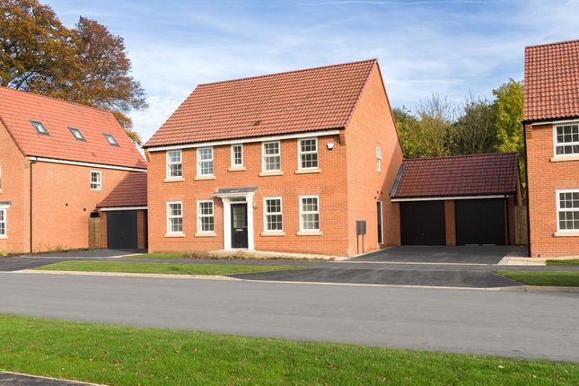 """Thumbnail Detached house for sale in """"Chelworth"""" at Tranby Park, Jenny Brough Lane, Hessle"""