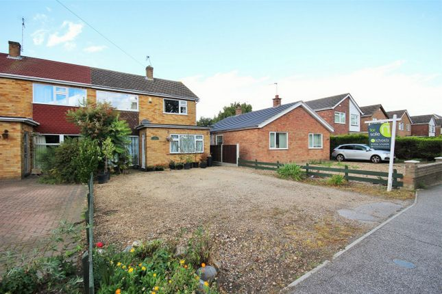 Thumbnail Semi-detached house for sale in Mill Road, Mile End, Colchester, Essex