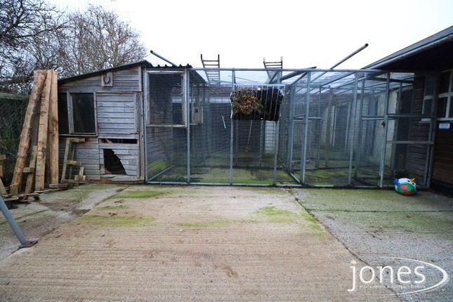 Aviary of Burtree Lane, Darlington DL3