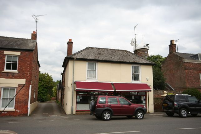 Thumbnail Flat to rent in High Street, Moulton