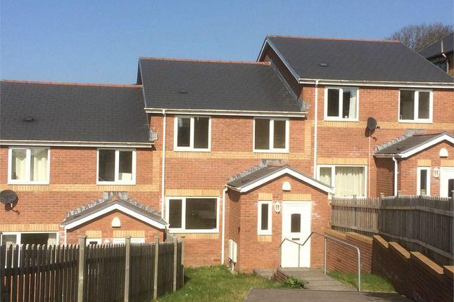 Thumbnail Terraced house for sale in Cwmcoed, Bettws, Bridgend, Mid Glamorgan