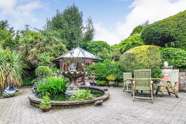 Courtyard of Farley Road, Oakamoor, Stoke-On-Trent ST10