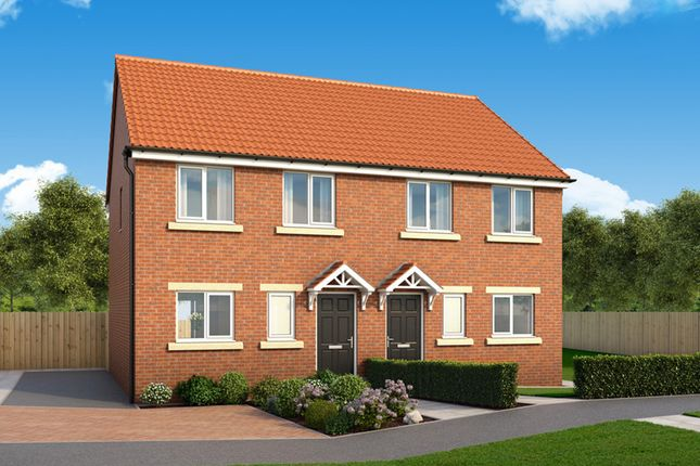 """Thumbnail Property for sale in """"The Hawthorn"""" at St. Marys Terrace, Coxhoe, Durham"""