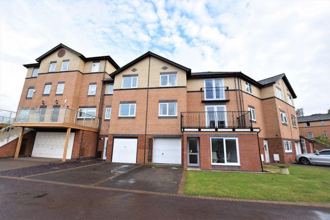 Thumbnail Terraced house for sale in Plas Taliesin, Penarth