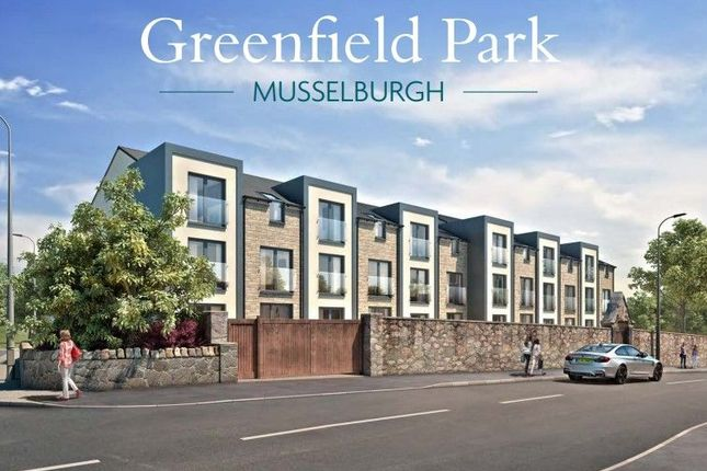 Thumbnail Town house for sale in Allan Terrace, Off Greenfield Park, Musselburgh