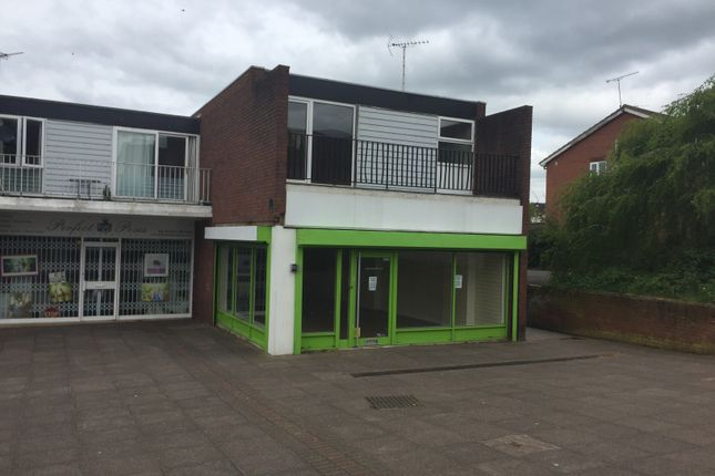 Thumbnail Retail premises to let in Fernwood Drive, Rugeley