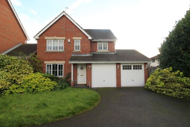 Thumbnail Detached house to rent in Pennyfields, Bolton-Upon-Dearne, Rotherham