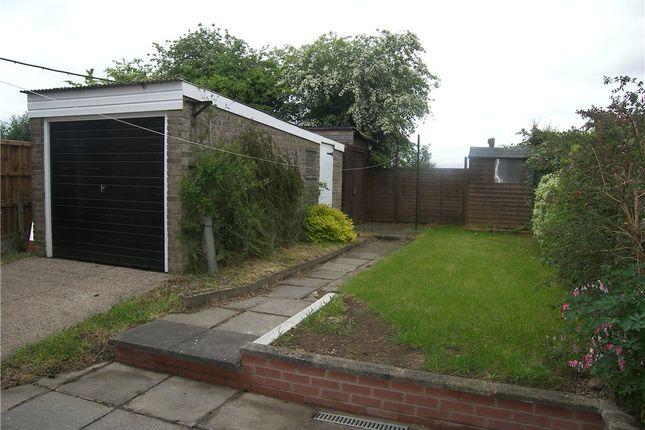 External Rear of Heronswood Drive, Spondon, Derby DE21