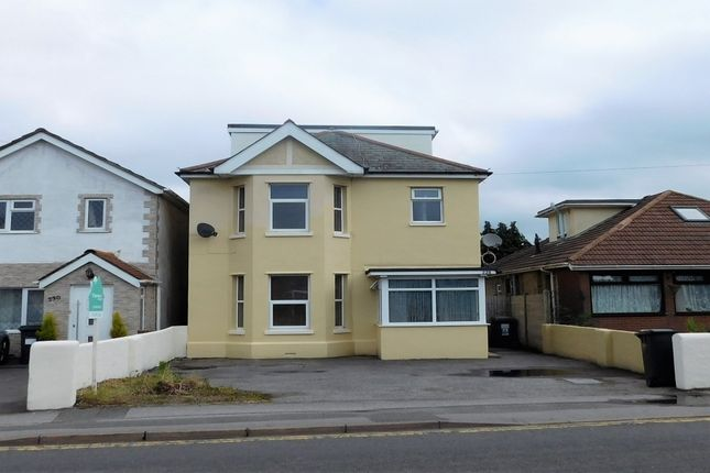Thumbnail Detached house for sale in Wallisdown Road, Bournemouth, Dorset