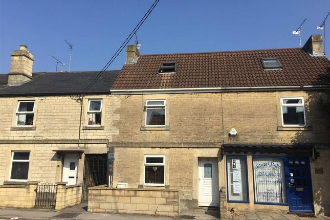 3 bed terraced house for sale in Malmesbury Road, Chippenham, Wiltshire