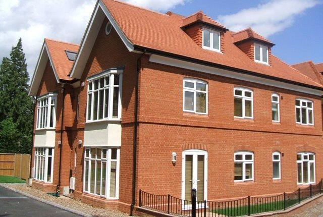 Thumbnail Flat to rent in Northdene Court, Egham Hill, Egham