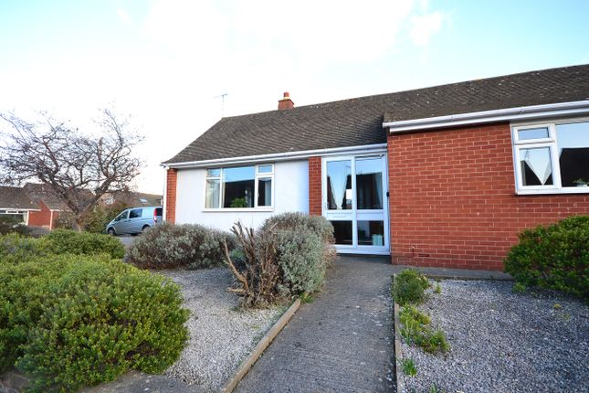 Thumbnail Semi-detached bungalow for sale in Compton Way, Abergele