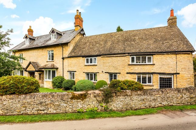Thumbnail 6 bed detached house for sale in Vicarage Lane, Long Compton, Shipston-On-Stour, Warwickshire