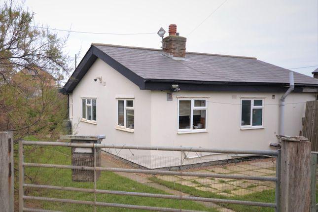 Thumbnail Detached bungalow for sale in Millers Field, Jurys Gap, Rye, East Sussex