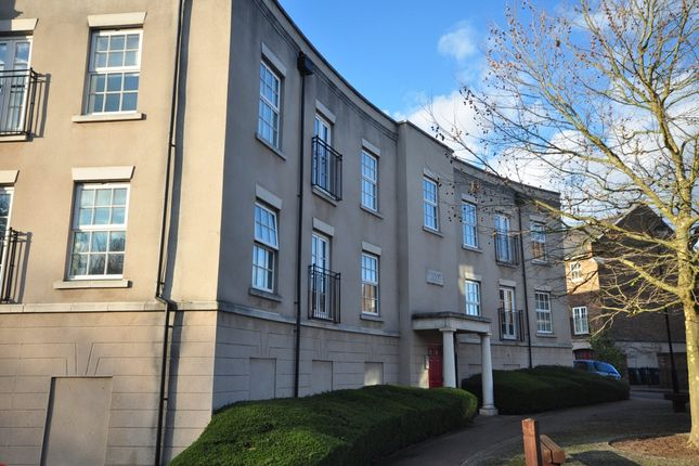 Thumbnail Flat to rent in Capability Way, Greenhithe
