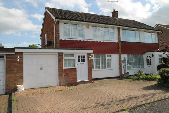 Thumbnail Semi-detached house for sale in Clifton Rise, Windsor