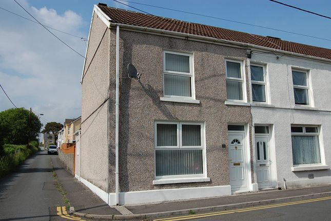 Thumbnail Semi-detached house to rent in Harold Street, Ammanford
