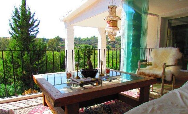 Relax Terrace of Spain, Málaga, Marbella