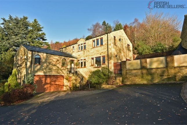 Detached house for sale in Coldhill Lane, New Mill, Holmfirth, West Yorkshire
