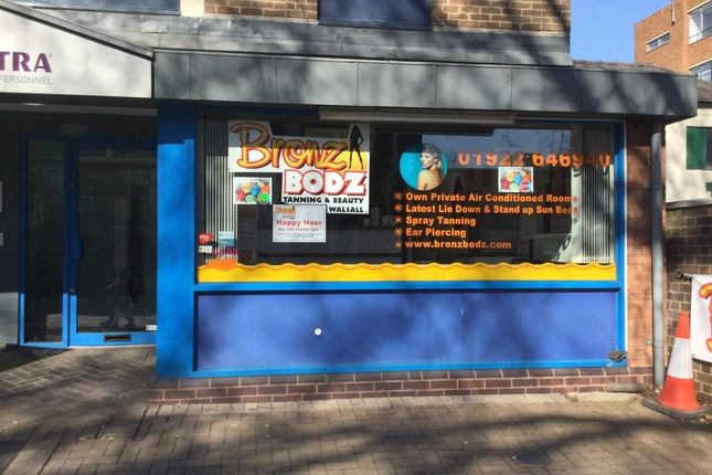 Retail premises for sale in Bronz Bodz, Walsall