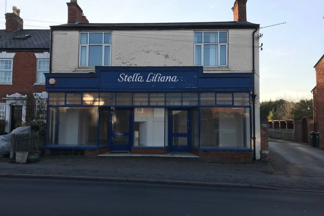 Retail premises for sale in Alcester Road, Studley